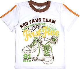 Футболка-поло для мальчиков 1369491518