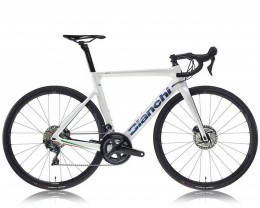 Велосипед BIANCHI Aria Aero Ultegra 11s Disc 52/36 Road Limited Edition Розмір рами 55