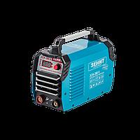 Сварочный аппарат инверторного типа 6500 Вт, Зенит ЗСИ-280 К (845767)