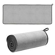 Полотенце для мойки авто BASEUS Easy Life Car Washing Towel Two Pack Gray 60х180см автополотенце из микрофибры