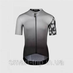 Веломайка ASSOS Equipe RS Summer SS Jersey Gerva Grey Размер одежды XLG