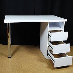 Стол маникюрный. Стол для мастера маникюра. Стол для наращивания ногтей. Маникюрный стол складной