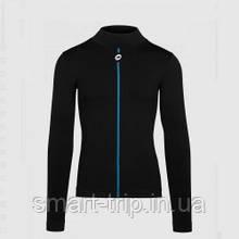 Бельё ASSOS Winter LS Skin Layer Black Series Размер 1