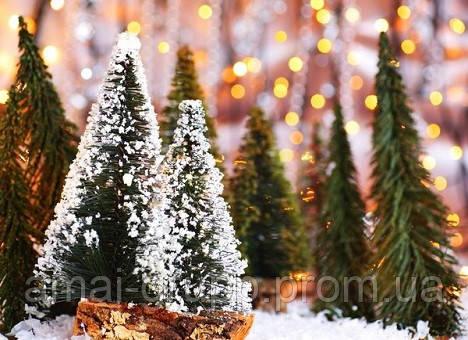 Преимущества искусственных елок