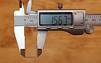 Уголок алюминиевый 15х15х1,5мм АД31Т АН15, фото 1