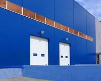 Ворота секционные промышленные Alutech ProTrend 3000х3500