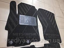 Композитные коврики передние Mitsubishi Lancer X с 2007 г. (Avto-tex)