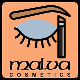 Для макіяжу брів Malva
