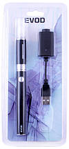 Електронна сигарета EVOD MT3, 650 mAh (блістерна упаковка) №609-47 black