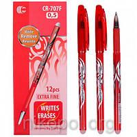 "Ручка ""пиши-стирай"" ""CR-707F"", червона"