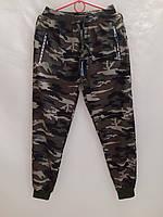 Спортивные мужские брюки, камуфляж манжет (M-3XL) оптом купить от склада 7 км Одесса