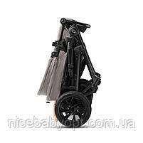Універсальна коляска 2 в 1 Kinderkraft Prime Biege з сумкою, фото 2