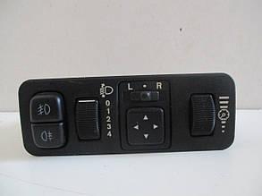 Панель кнопок управления подсветкой и зеркалами MR740608, MR270320, MR114072, MR114337 999524 Spase Star