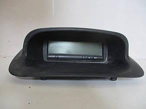 Дисплей информационный / бортовой компьютер MR381289 с накладкой MR609210 999532 Spase Star 00-04r Mitsubishi
