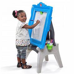 Дитячий мольберт з декоративною рамою 2в1 Step2 4831