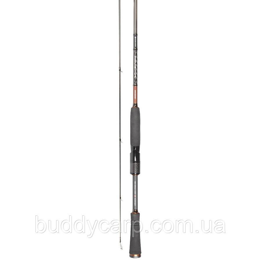 Спінінг GC Inquisitor INS-802M 2.44 м 7-28 гр