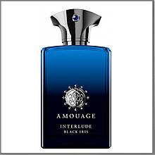 Amouage Interlude Black Iris Man парфумована вода 100 ml. (Тестер Амуаж Интерлюд Блек Ірис Мен)