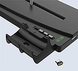 Вертикальная зарядная док-станция iPlay для Sony Playstation 5 / PS5 Digital / DualSense, фото 2