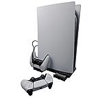 Вертикальная зарядная док-станция iPlay для Sony Playstation 5 / PS5 Digital / DualSense, фото 3