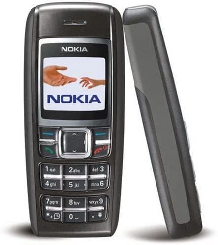 Мобильный телефон Nokia 1600 Black 900 мАч Оригинал