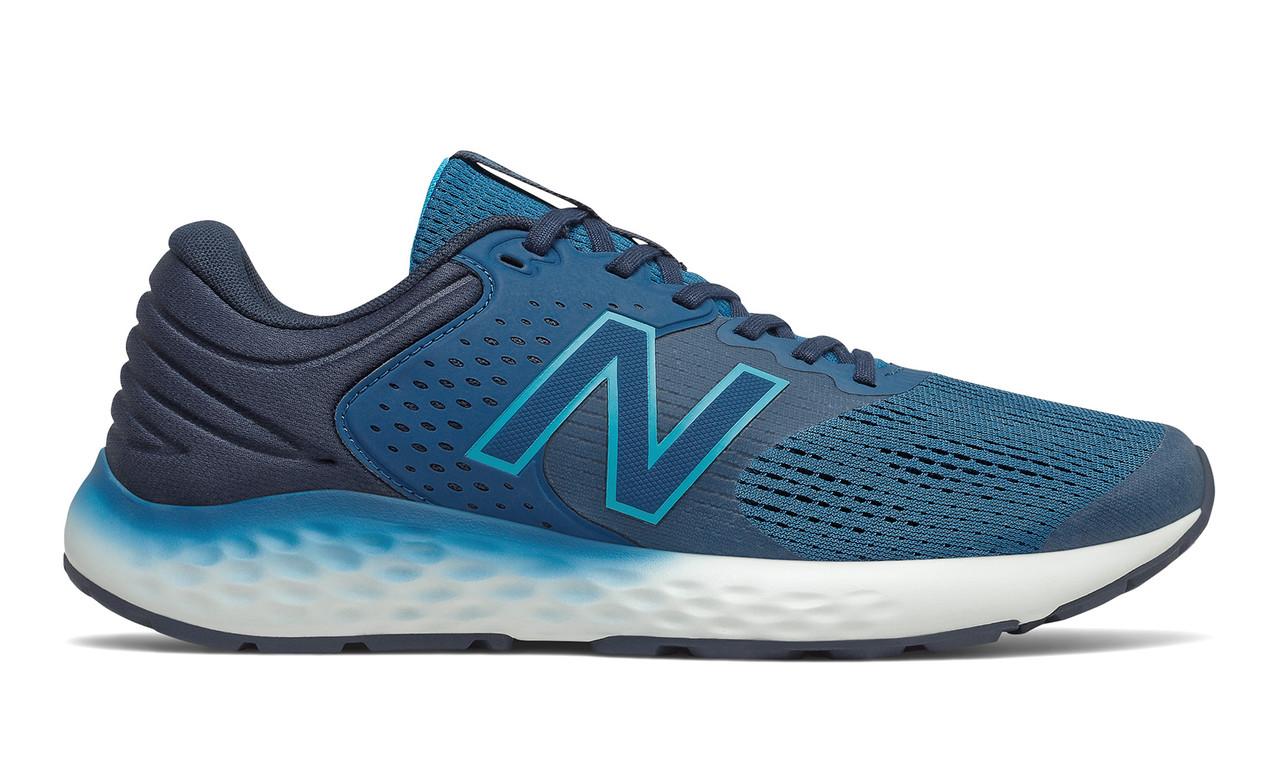 Кросівки чоловічі New Balance 520v7 сині M520LN7