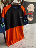 Чоловіча біла футболка з малюнком Adidas, фото 2