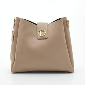 Женская сумка 2в1 XBH-16614 apricot