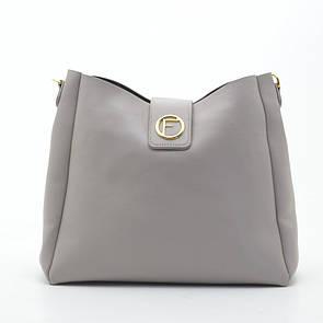 Женская сумка 2в1 XBH-16614 grey