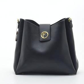 Женская сумка 2в1 XBH-16614 black