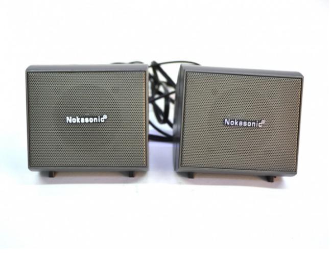 Портативные колонки Nokasonic NK-243 Small Speaker Computer