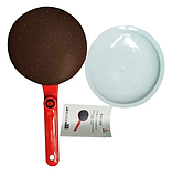 Сковорода електрична для приготування млинців Haeger HG-5209, фото 3