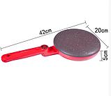 Сковорода електрична для приготування млинців Haeger HG-5209, фото 4