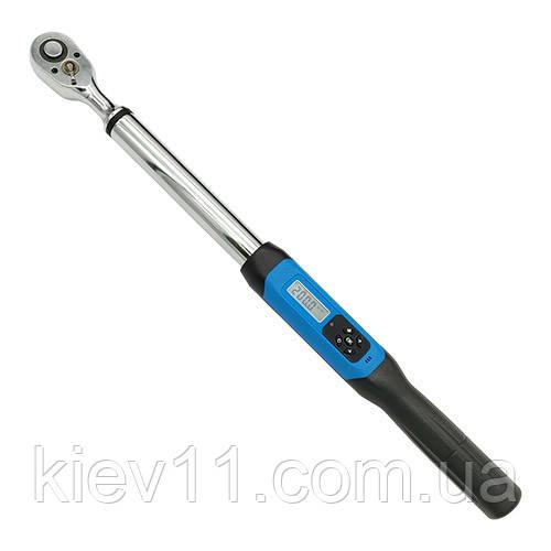 Динамометрический ключ электронный двустороннего действия 1/2 (17-340Нм) PROTESTER AWJ4-340