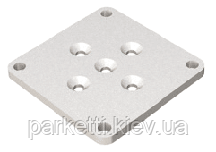 Опорна плита EasyDeck Fence system для системи огорож