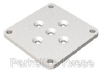 Опорная плита EasyDeck Fence system для системы ограждений