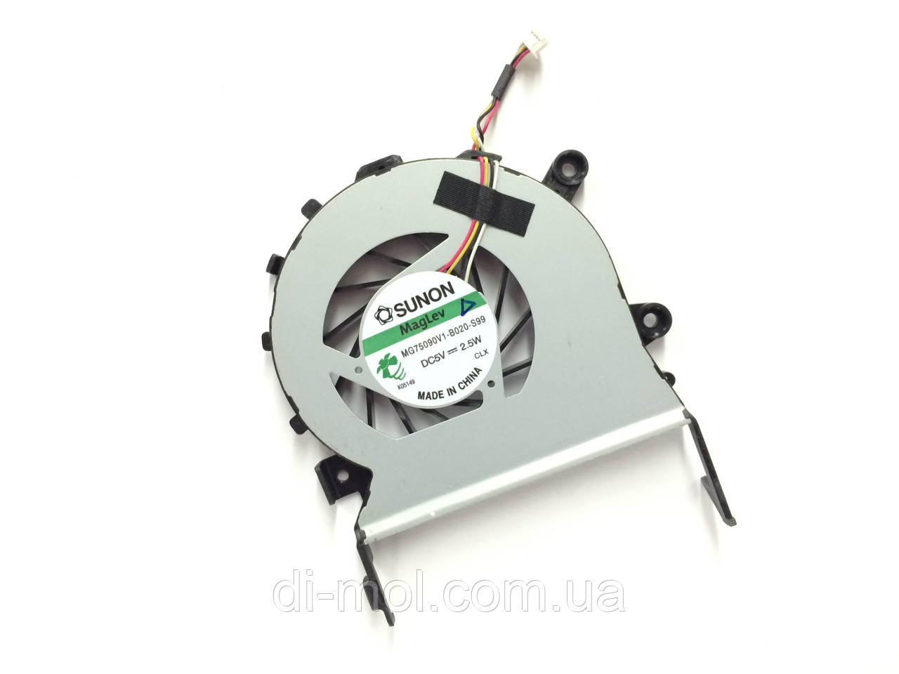 Вентилятор для ноутбука Acer Aspire 5625, 5553G, 5553NWXMi, 5553WXMi series, 4-pin