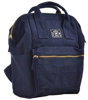Рюкзак молодежный YES ST-19 Jeans 33х23х15 см (555497)