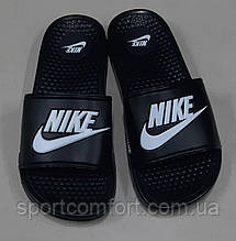 Чоловічі капці Nike чорні