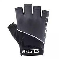 Спортивные перчатки без пальцев Atletics L