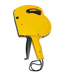 Маркировочный пистолет для ценников KEYiDE EOS5500 Желтый, стикер-пистолет для этикеток (GK)