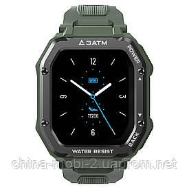 Смарт часы Kospet Rock green