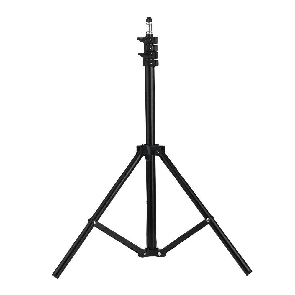 Штатив тринога для камеры фотоаппарата с подсветкой для кольцевой лампы 2M Stand for Ring light (GK)