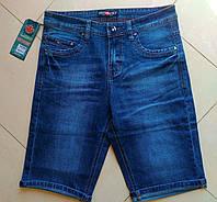 Мужские джинсовые шорты стрейч котон 32,33,34,38,40,42 размер Полубатал