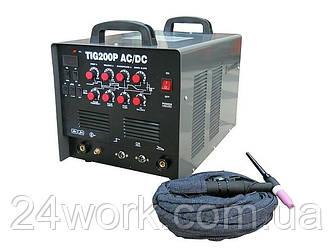 Аргонодугового зварювальний апарат W-MASTER TIG-220P AC\DC (NEW)