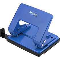 Дирокол для паперу Axent Delta D3520-02, металевий, 20 аркушів, синій