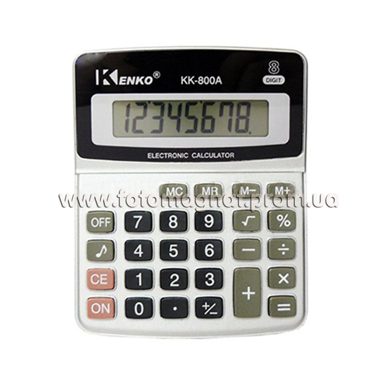 Калькулятор Kenko 800A - 8