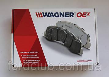 Передние колодки Ford Explorer USA; WAGNER OEX1376 Ceramic 325 диски
