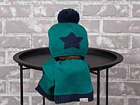 """Набір """"Star"""", зелено-синій"""