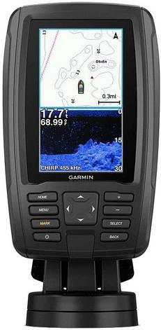 Ехолот (картплоттер) Garmin echoMAP Plus 43CV   63CV ехолот c GPS + карти України, фото 2