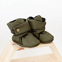 Пінетки-чобітки, Хакі, фото 1